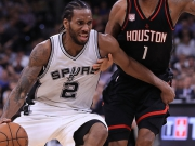Dank Leonard - Spurs gleichen Serie aus
