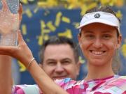 Triumph in Prag: Barthel holt vierten WTA-Titel