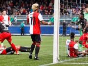 Titel-Matchball vergeben: Feyenoord verliert im Derby