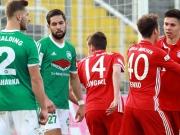 Bayern II fertigt Schalding-Heining ab