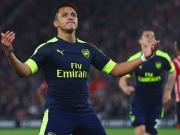 Zwei sehenswerte Gunners-Tore - Arsenal bleibt im Rennen!
