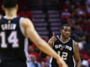 Auch ohne Leonard: Spurs zerlegen Rockets