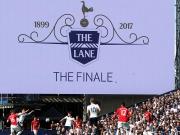 Abschied von der White Hart Lane: Tottenham schlägt ManUnited