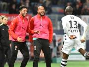Sio schraubt sich hoch: Rennes siegt in Caen