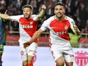 Falcao trifft doppelt - Monaco fast Meister