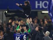 Sieben Tore bei Chelseas Meisterparty gegen Watford