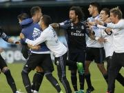 Tor-Gala: Real erobert in Vigo die Spitze