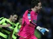Huddersfield feiert - und alle fangen Ward