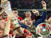 Spartak Moskau - nach 16 Jahren wieder Meister