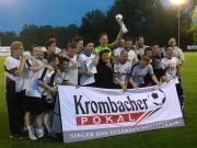 Feiern wie die Großen: Eddersheim ist Kreispokalsieger