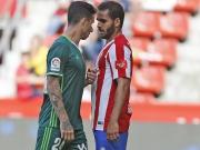 Gijon: Zum Abschied Remis gegen Real Betis