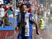 Andone führt Depor zum Sieg über Las Palmas