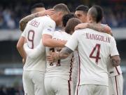 Roma-Gala nach doppeltem Rückstand