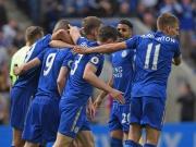 Meister Leicester läuft bei 44 Punkten ein