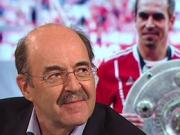 Lahm und Alonso -