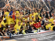 Feuerwerk & Konfetti - Fenerbahce feiert Euroleague-Titel