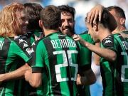 Sassuolo schickt Aufsteiger 6:2 nach Hause