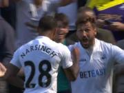 Ayew und Llorente drehen das Spiel für Swansea