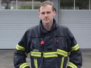 Trainer und Retter: Heiko Barthel vor dem Hamburger Pokalfinale