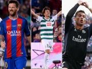 Messis Traumsolo, Ronaldos Blitztor und Inuis Kracher