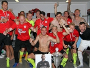 Zum fünften Mal: Wehen Wiesbaden Pokalsieger!