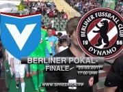BFC Pokalsieger - Torjäger Pröger präzise