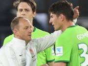 Vorteil Wolfsburg – Lieberknecht hadert mit Fehlentscheidung