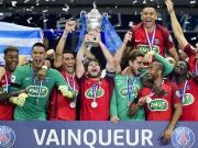 Cissokho als Unglücksrabe: Paris feiert den Pokalsieg