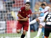 Perotti versüßt Tottis Abschied von der Roma