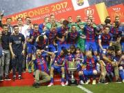 Dank Messi: Pokalsieg zum Abschied für Luis Enrique