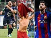 Top-Tore Europas mit Nivet, Perotti und Messi