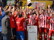 Pokalsieger 2017 - Norderstedt erneut im DFB-Pokal