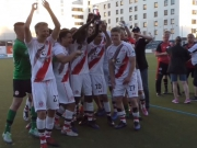 St. Pauli jubelt im Hamburger U-17-Pokal