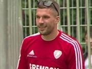 Podolski erinnert sich: Confed Cup ist