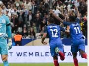 Dembelé und Mbappé wirbeln gegen England