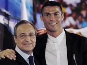Perez zu Ronaldo: