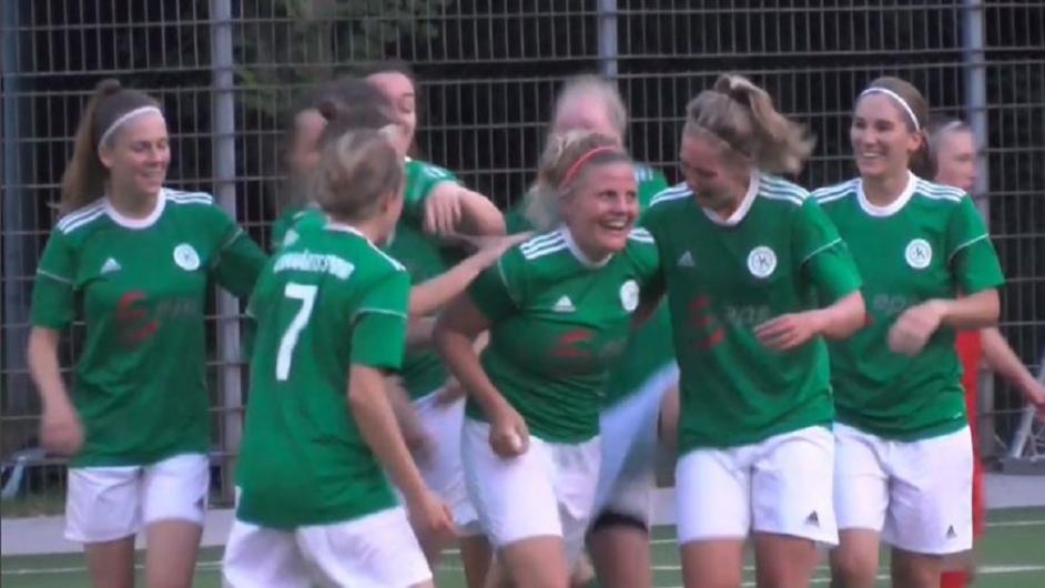 Frauen Pokalfinale: Joker Hertzenberg trifft doppelt!