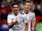 Reifeprüfung bestanden - Deutschland auf Halbfinalkurs