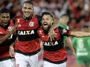 Dreimal Guerrero, zweimal Diego = Kantersieg Flamengo