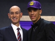 Point Guard Lonzo Ball landet bei den Lakers