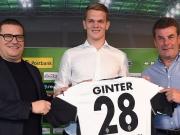 Gladbachs neuer Chef: Ginter will vorangehen