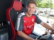 Euphorie beim VfB -