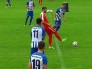 Hertha eiskalt - Lichtenberg bemüht