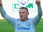 Schönes Tor im ersten Spiel - Rooney trifft für Everton