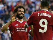 Salahs Liverpool-Debüt: Firminos Vorlage zum Einstand
