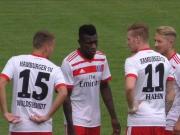 HSV tonangebend - 4:0-Sieg bei Benefizspiel