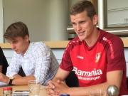 Nach acht Jahren BVB: Sven Bender in Leverkusen