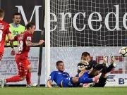 Nachspielzeit: Tashaev stochert Dynamo zum Derby-Ausgleich