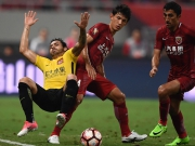 Hulk verpasst Siegtreffer gegen Guangzhou