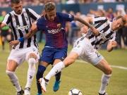 Neymars unnachahmlicher Slalomlauf gegen Juventus